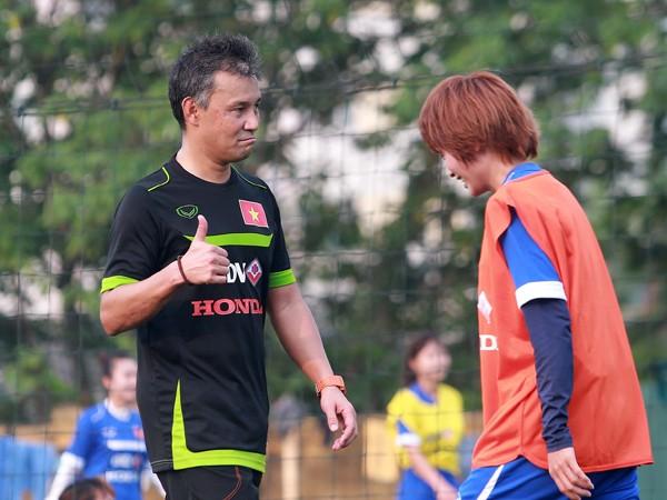 Đồng hương Takashi làm phó cho HLV Miura ở ĐT Việt Nam ảnh 1