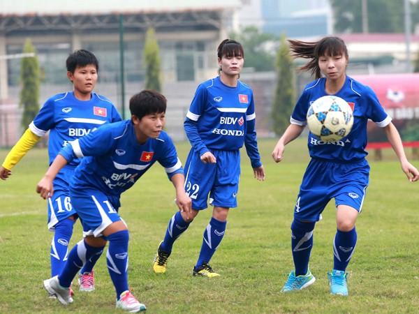 VFF hỗ trợ tiền hao mòn sắc đẹp cho các tuyển thủ nữ Việt Nam ảnh 1