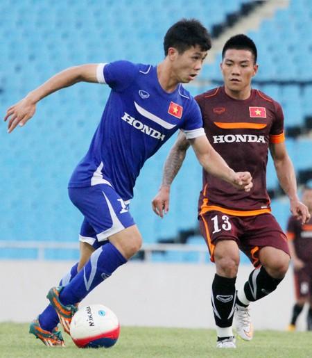 """ĐTQG 3-0 U23: Công Phượng """"im tiếng"""", Công Vinh lập cú đúp ảnh 5"""