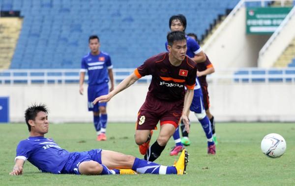 """ĐTQG 3-0 U23: Công Phượng """"im tiếng"""", Công Vinh lập cú đúp ảnh 3"""