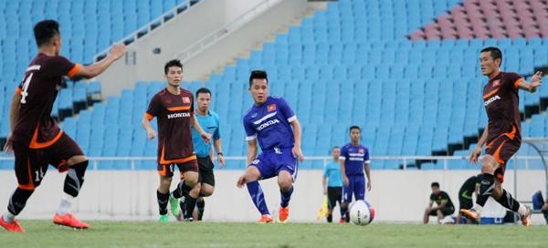 """ĐTQG 3-0 U23: Công Phượng """"im tiếng"""", Công Vinh lập cú đúp ảnh 8"""