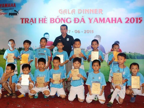 Trải nghiệm bóng đá tuyệt vời cho trẻ em Hà Nội ảnh 4