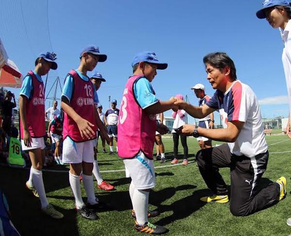 Trải nghiệm bóng đá tuyệt vời cho trẻ em Hà Nội ảnh 1