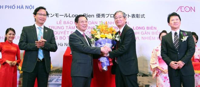 Khai trương Trung tâm thương mại Nhật Bản đầu tiên tại Hà Nội ảnh 2