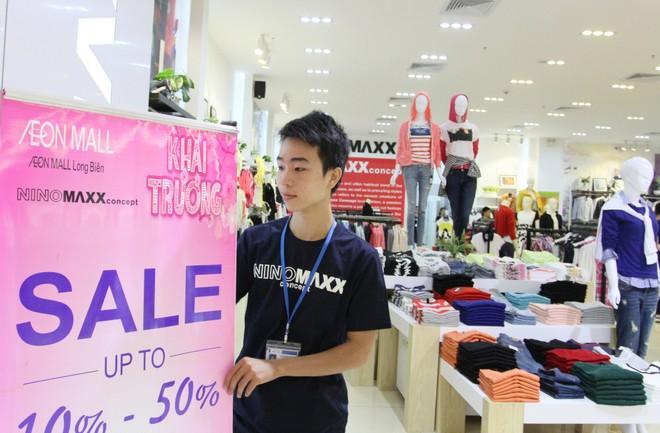 Khai trương Trung tâm thương mại Nhật Bản đầu tiên tại Hà Nội ảnh 4