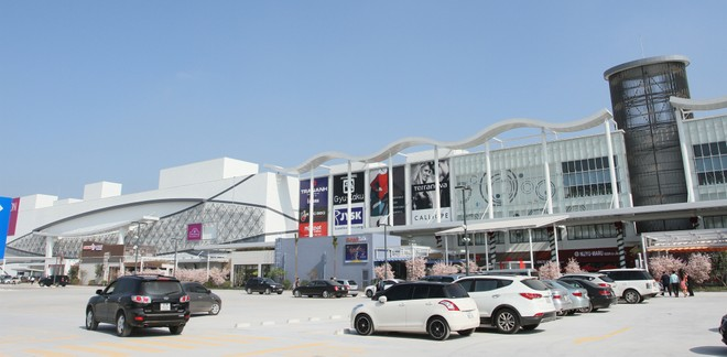 Khai trương Trung tâm thương mại Nhật Bản đầu tiên tại Hà Nội ảnh 3
