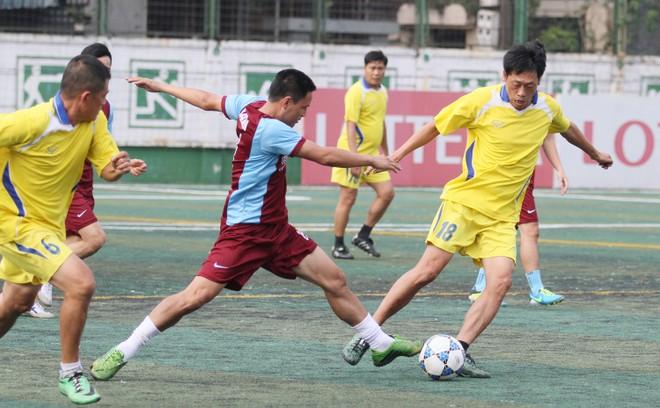 Khai mạc Giải bóng đá các CLB Hoàn Kiếm mở rộng 2015 ảnh 4