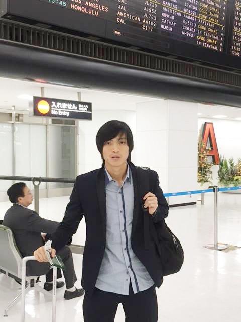 Tài năng trẻ Nguyễn Tuấn Anh ra mắt CLB Yokohama ảnh 1