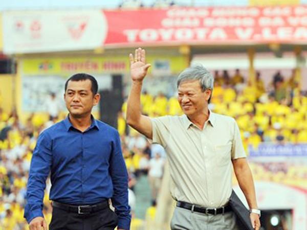 """HLV Lê Thụy Hải """"tái xuất"""", tham vọng cùng CLB Thanh Hóa vô địch V-League 2016 ảnh 1"""