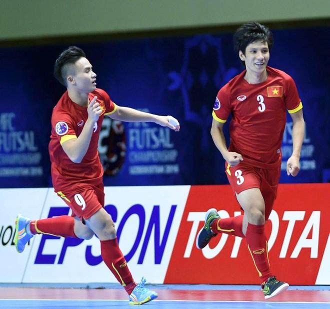 Đánh bại Nhật Bản, tuyển Futsal Việt Nam đoạt vé dự World Cup ảnh 1