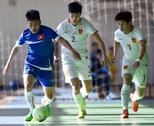 Futsal Việt Nam tiến vào World Cup như thế nào? ảnh 1