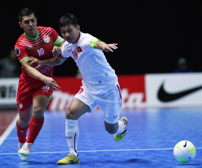 Futsal Việt Nam tiến vào World Cup như thế nào? ảnh 5