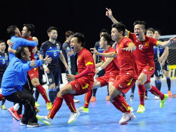 Futsal Việt Nam tiến vào World Cup như thế nào? ảnh 6