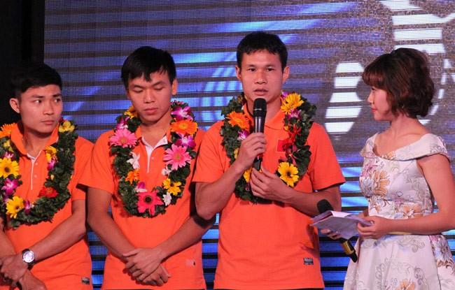 """Tuyển Futsal Việt Nam nhận thưởng """"khủng"""" nhất từ trước đến giờ ảnh 3"""