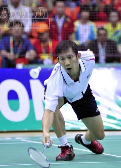 Tiến Minh bỏ cuộc giải Đức mở rộng vì chấn thương ảnh 1