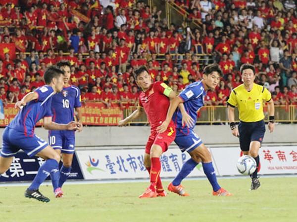 50.000 đồng/vé xem thầy trò Hữu Thắng đấu với Đài Loan ảnh 1
