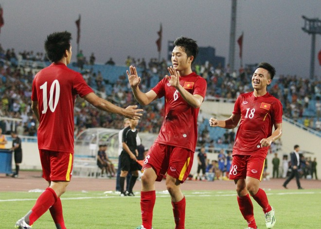 ĐT Việt Nam được đặc biệt chú ý sau trận thắng Syria 2-0