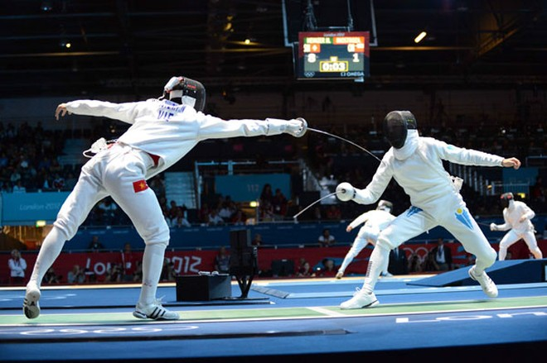 Tấm vé bất ngờ của Đỗ Thị Anh giúp đấu kiếm Việt Nam có tới 4 đại diện tại Olympic 2016