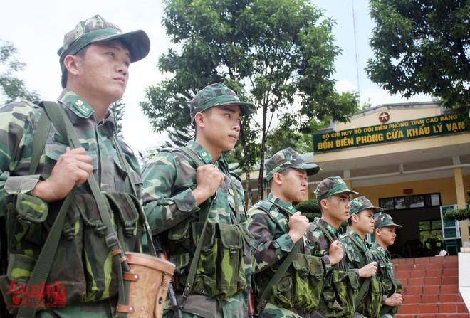 Đồn Biên phòng Cửa khẩu Lý Vạn quản lý và bảo vệ 34,324 km đường biên giới với 68 cột mốc thuộc địa phận 3 xã biên giới: Đồng Loan, Lý Quốc, Minh Long của huyện Hạ Lang