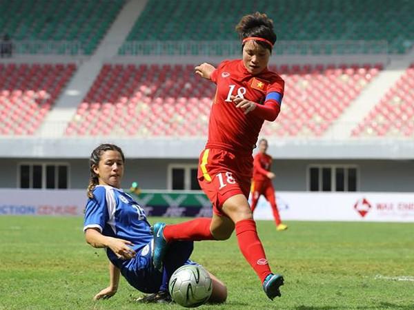 Tuyển nữ Việt Nam thắng thuyết phục Philippines 4-0