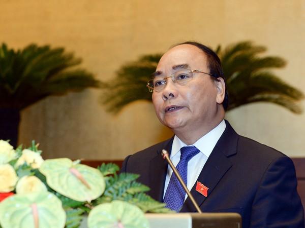 Thủ tướng Nguyễn Xuân Phúc