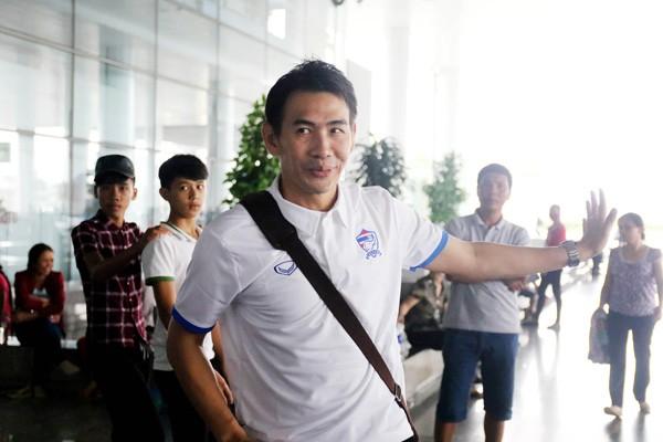 HLV trưởng U19 Thái Lan Ckirt Andulak (Ảnh: VFF)