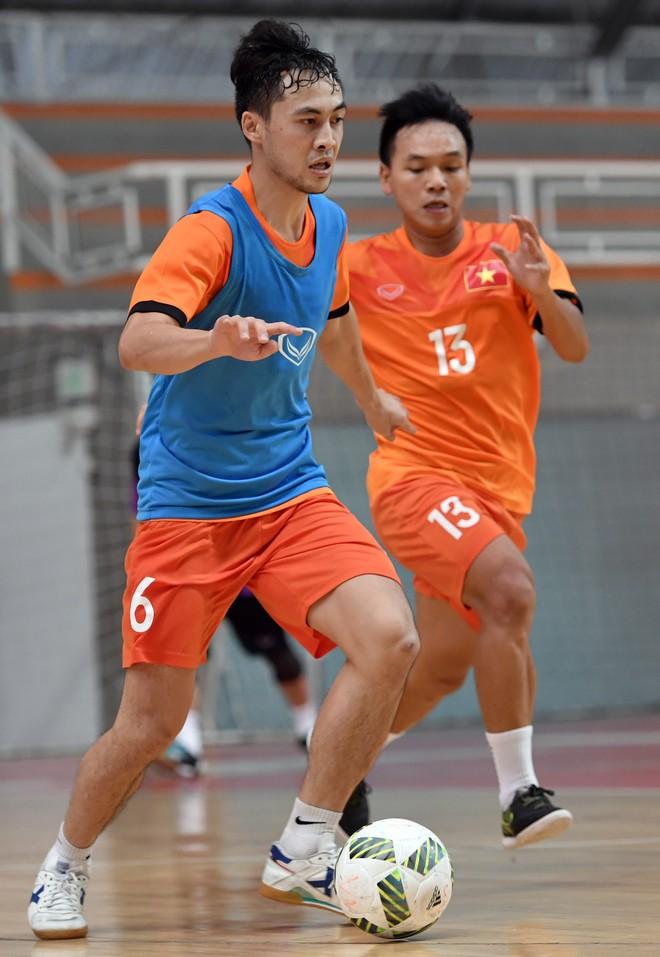 Tuyển Futsal Việt Nam sẽ phải đối mặt với các đối thủ rất mạnh