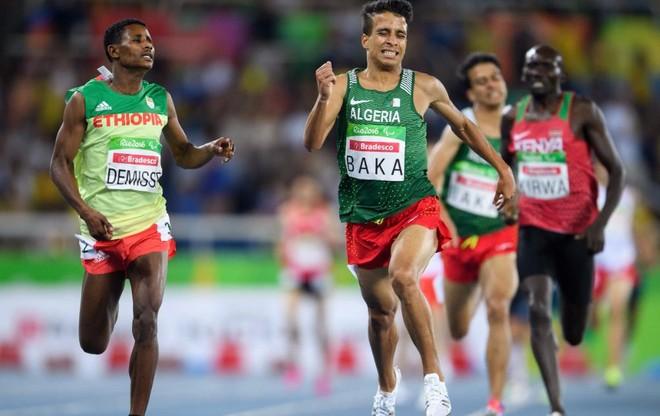 Khó tin: VĐV khuyết tật chạy nhanh hơn cả nhà vô địch Olympic
