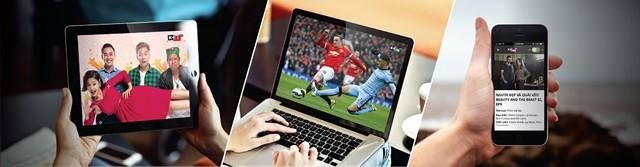 Ra mắt gói truyền hình trên internet được cấp phép đầu tiên tại Việt Nam ảnh 1