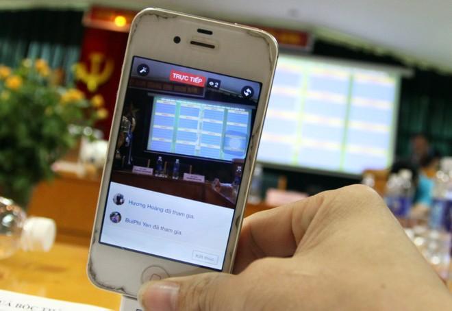 Lễ bốc thăm được truyền hình trực tiếp trên nhiều trang mạng xã hội, gửi tới kết quả sớm nhất cho các cầu thủ, học sinh của 63 trường tham dự