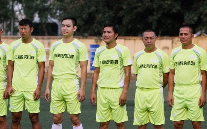 """Bằng Kiều """"đối đầu"""" Hồng Sơn trong trận đấu bóng đá từ thiện đầy ý nghĩa ảnh 4"""