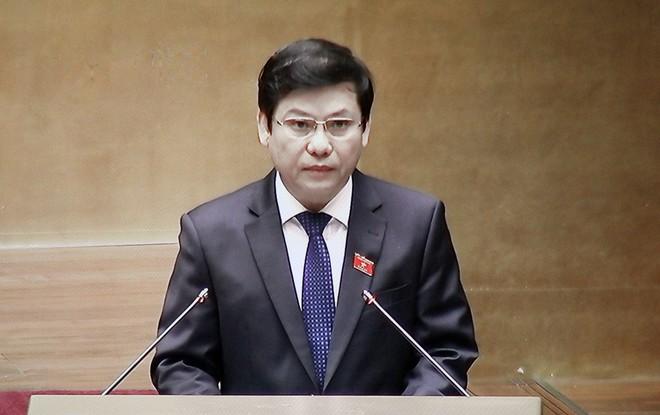 Viện trưởng Viện kiểm sát nhân dân tối cao Lê Minh Trí