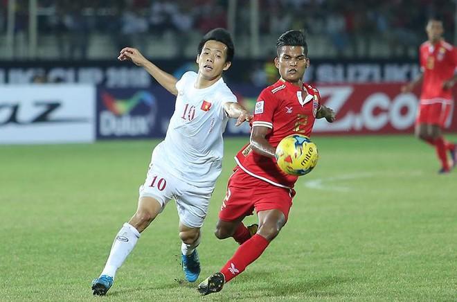 Cựu binh lập công, tuyển Việt Nam ra quân thắng lợi tại AFF Cup 2016
