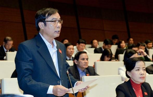 ĐB Nguyễn Bá Sơn đề nghị bổ sung vào chính sách thuế có tính chất khuyến khích cho các hoạt động khởi nghiệp