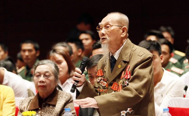 Cựu chiến sỹ tự vệ Đỗ Văn Đa hồi tưởng thời khắc bắn phát súng lịch sử, mở đầu ngày Toàn quốc kháng chiến