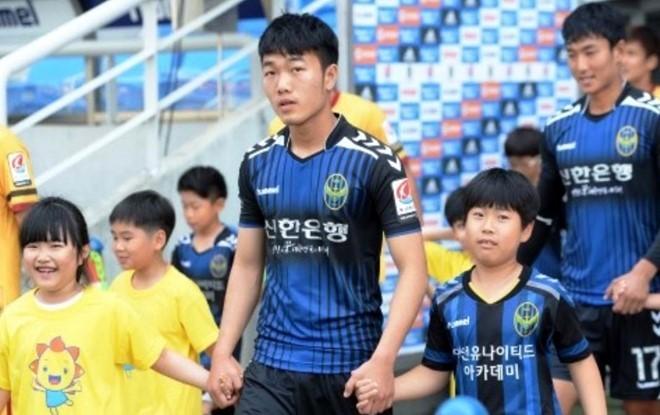 Xuân Trường được đảm bảo ra sân tối thiểu 30% số trận của Gangwon tại K-League 2017