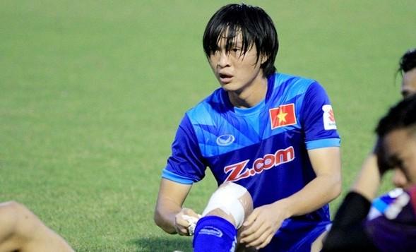 Tuấn Anh nhiều lần lỡ hẹn tập trung đội tuyển Việt Nam vì chấn thương gối