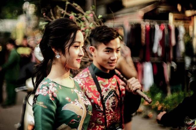 Hotboy thể dục Phạm Phước Hưng du xuân cùng bạn gái xinh đẹp ảnh 9