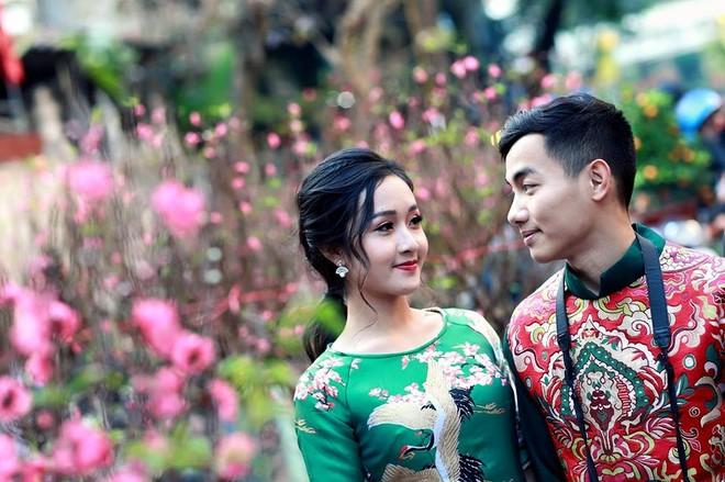 Hotboy thể dục Phạm Phước Hưng du xuân cùng bạn gái xinh đẹp ảnh 6