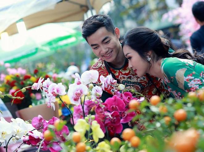 Hotboy thể dục Phạm Phước Hưng du xuân cùng bạn gái xinh đẹp ảnh 3