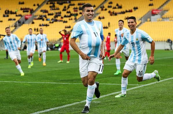 U20 Argentina có thể sang Việt Nam giao hữu