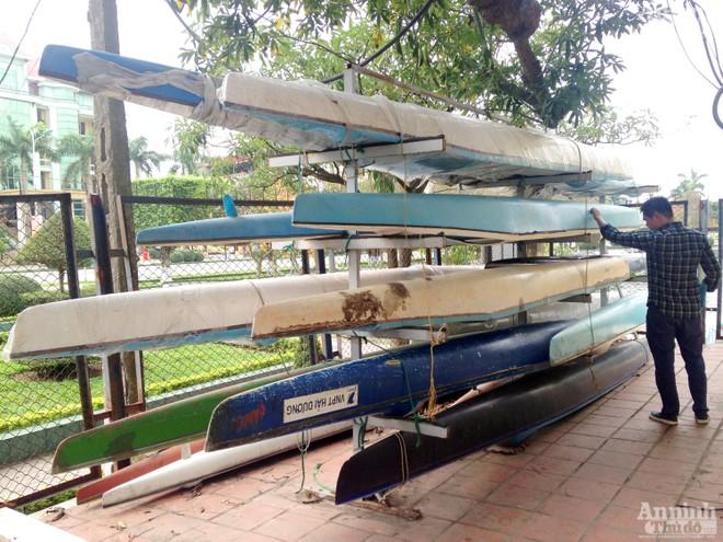 Không khí nặng nề tại nơi tập luyện của VĐV đua thuyền xấu số Phạm Gia Phái ảnh 3