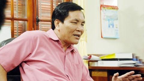 Giám đốc Ban quản lý sân vận động quốc gia Mỹ Đình, ông Cấn Văn Nghĩa