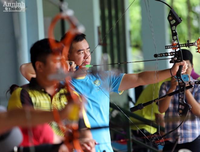 """Nguyễn Tiến Cương kỳ vọng sẽ """"mở hàng"""" HCV cho đoàn Việt Nam tại SEA Games 29"""