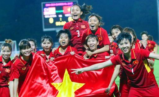 Đội tuyển bóng đá nữ đã nhận tiền thưởng và không có chuyện phải góp tiền mua tivi cho ban huấn luyện