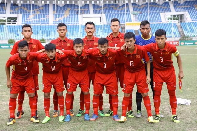 Xem U18 Việt Nam dùng đội hình hai vẫn thắng đậm U18 Philippines 5-0