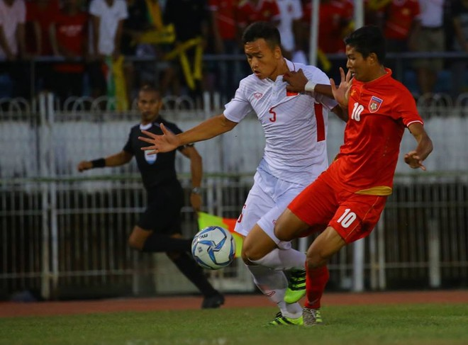 Chủ nhà Myanmar vùng lên mạnh mẽ cuối trận, nhấn chìm U18 Việt Nam trong cay đắng sau bàn ấn định chiến thắng ngược 2-1