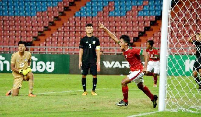Indonesia giành vé đi tiếp VCK còn Thái Lan hồi hộp chờ sau trận thua đối đầu trực tiếp do sai lầm của thủ môn