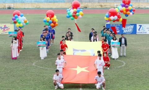 Danh sách nhà vô địch 16 mùa giải bóng đá học sinh THPT Hà Nội ảnh 1