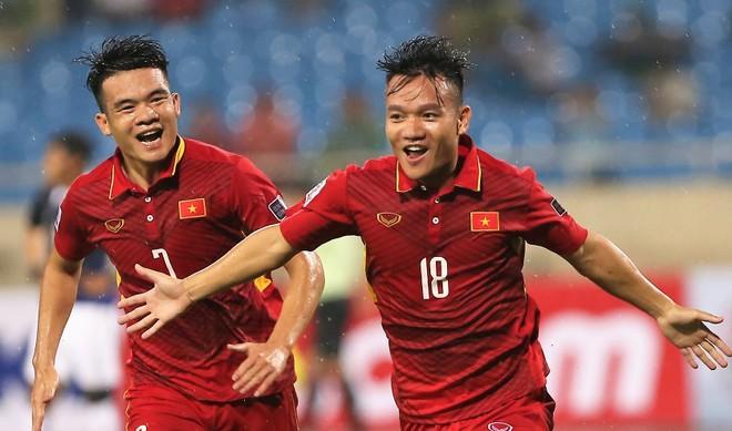 Tuyển Việt Nam thăng hạng nhờ chiến thắng Campuchia ở vòng loại Asian Cup 2019